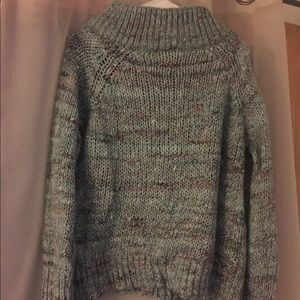 Cozy sweater from Antropology